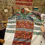 Nebaj Artisan Market ceremonial huipil