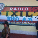 Community radio in Nebaj